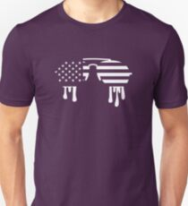 Sunglasses USA Unisex T-Shirt