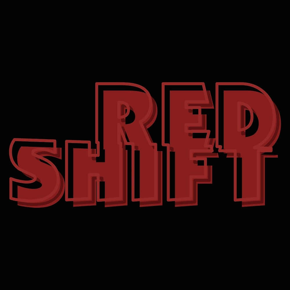 Red Shift by VoodooSoup