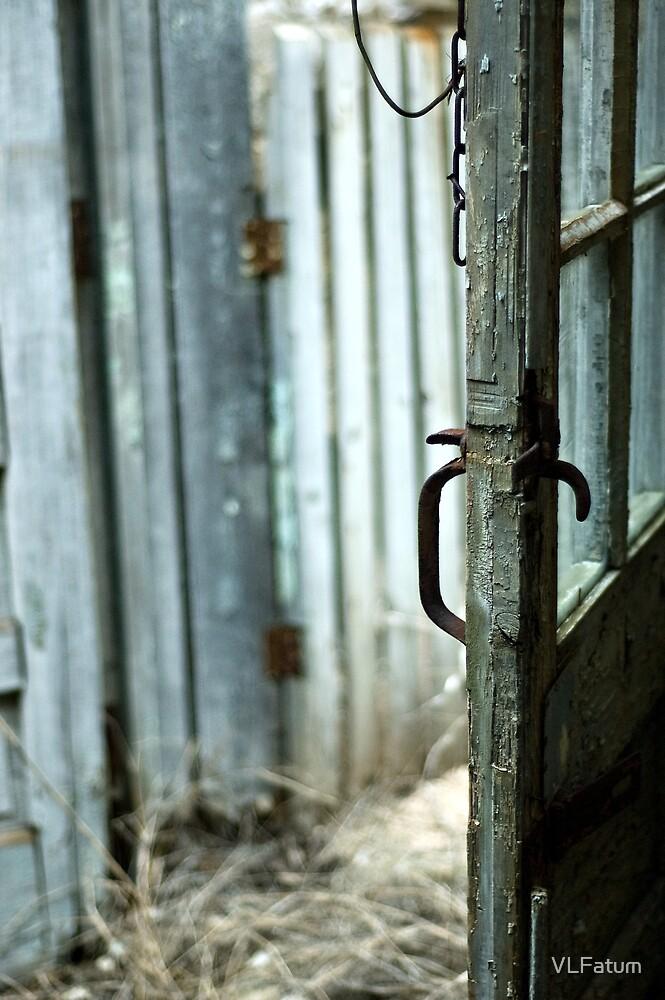 Shut the door behind you by VLFatum