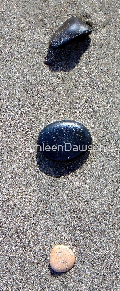pebbles by KathleenDawson