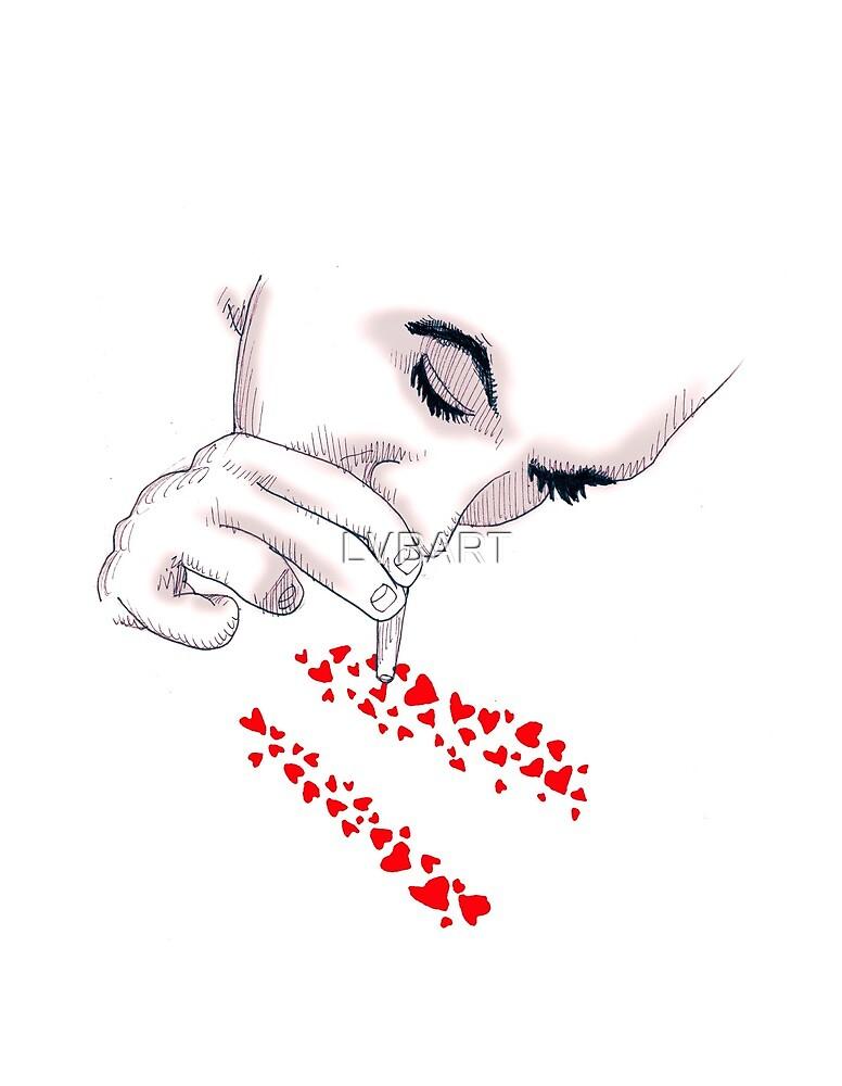 Love Addict by LVBART