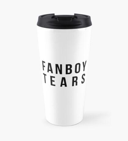 Fanboy Tears Travel Mug
