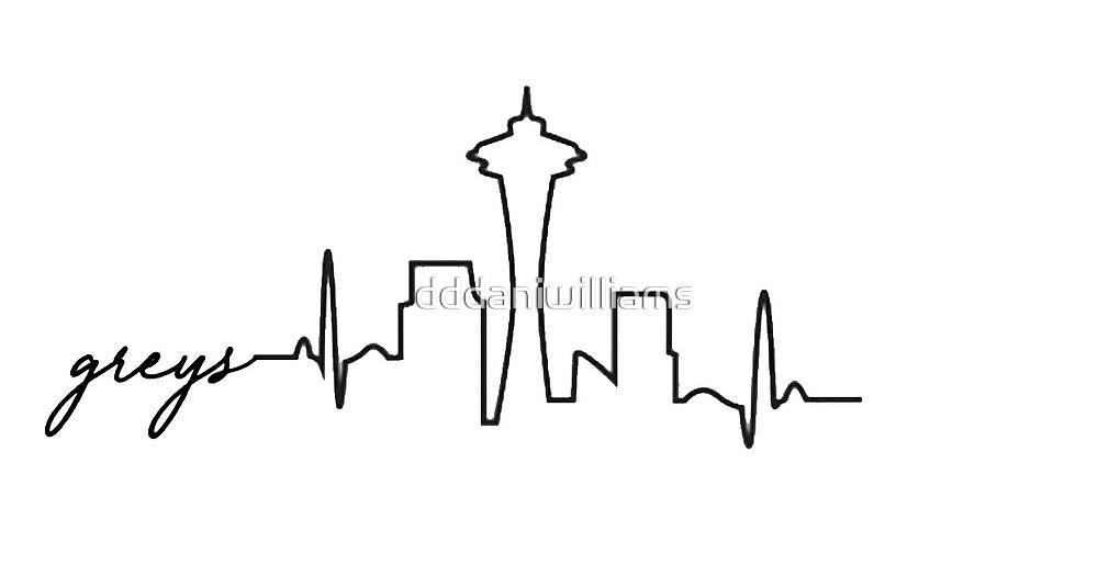 Grey's Skyline by dddaniwilliams