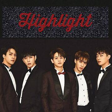 Highlight-Kpop by WonhoTrash