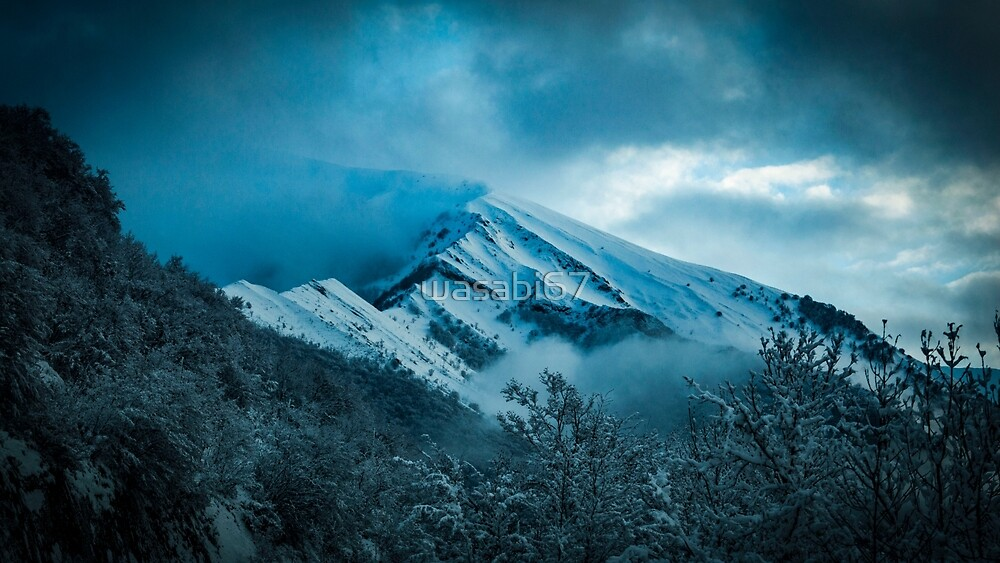 Blue Mountain by wasabi67