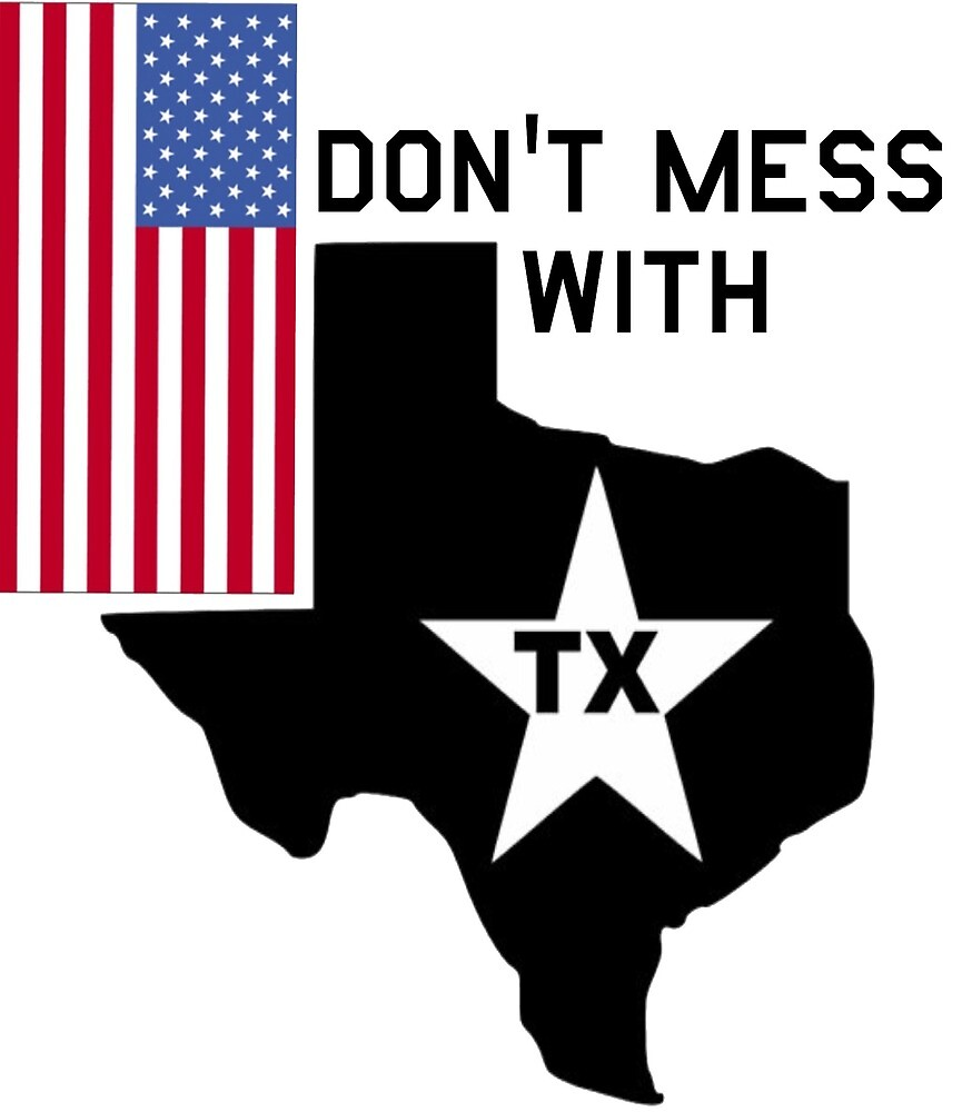Texas  by MworldTee