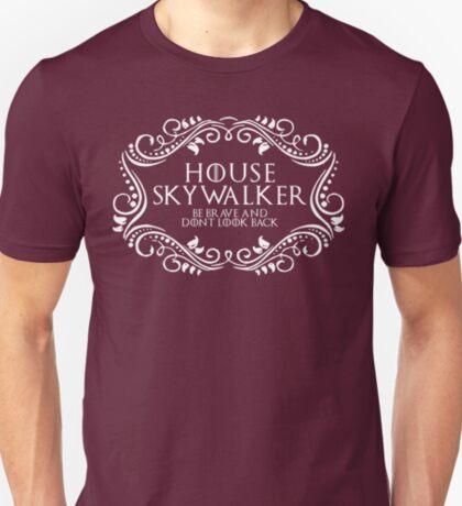 House Skywalker (white text) T-Shirt