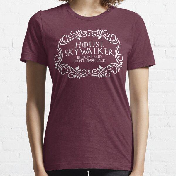 House Skywalker (white text) Essential T-Shirt