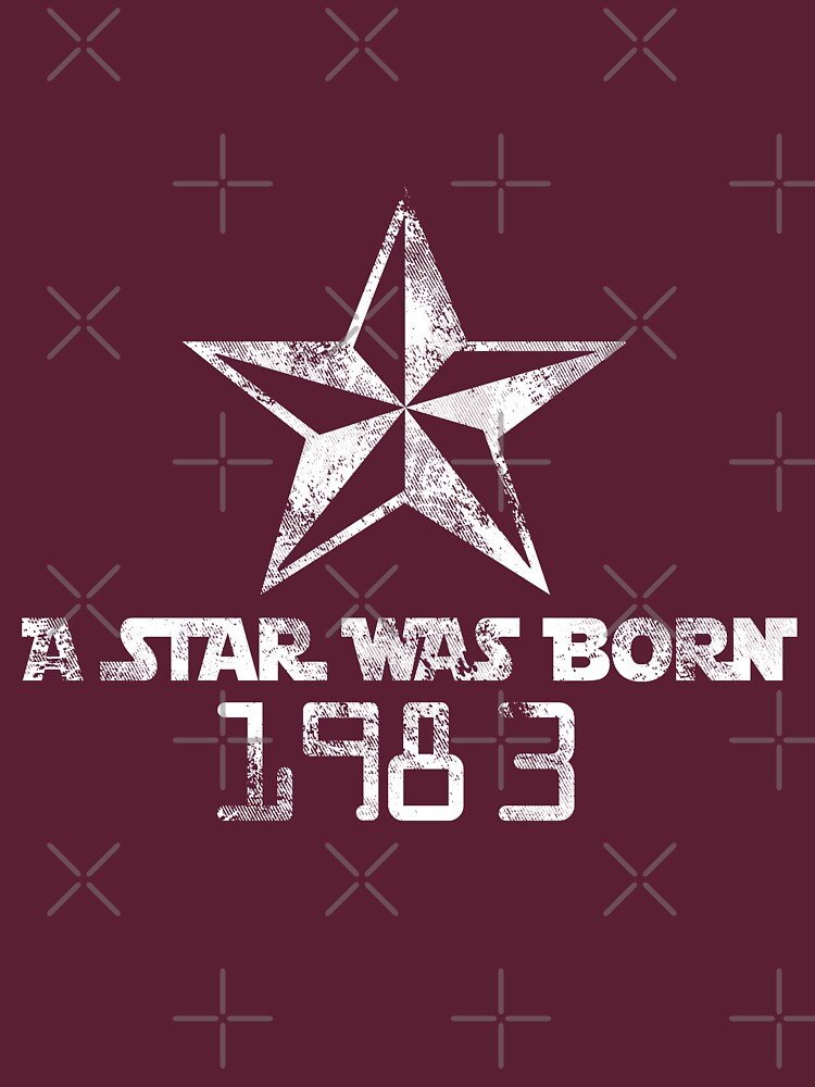 A Star was Born 1983 by kennethwcw