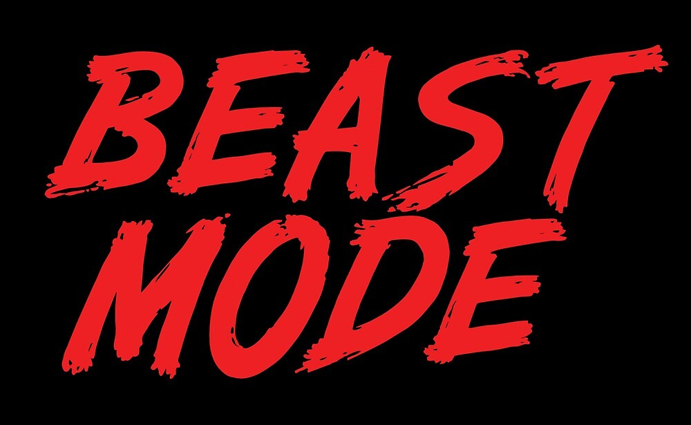 Beast Mode Gym Fitness by maniacfitness
