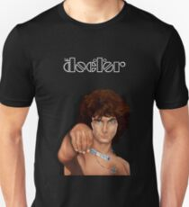 time lord with screwdriver Unisex T-Shirt