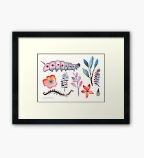 The Spring is Here Framed Print