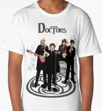 the Doctor Band Classic Long T-Shirt