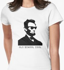 Cool Abe Lincoln - Old School Cool (clothing) T-Shirt