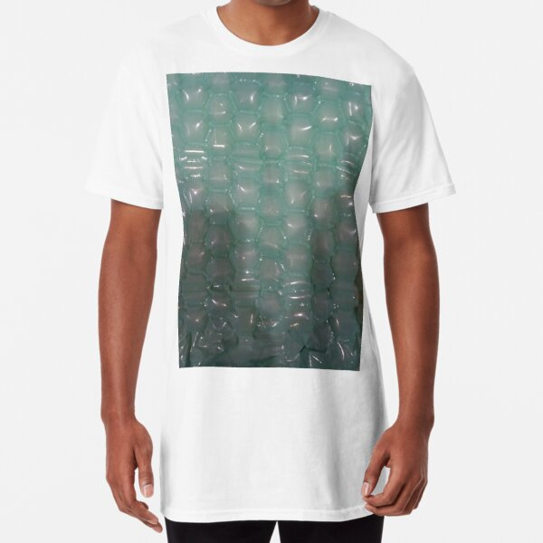3D Surface Long T-Shirt