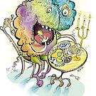 Brain Eater by Rich McLean by Rich McLean