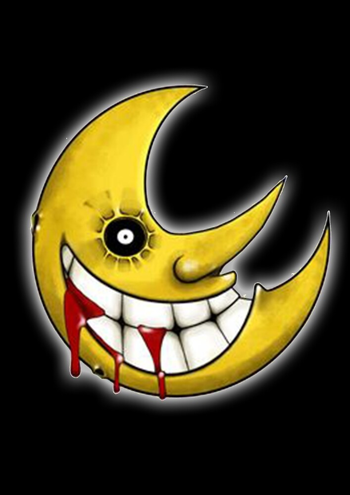 Soul Eater Moon by Zippointheworld