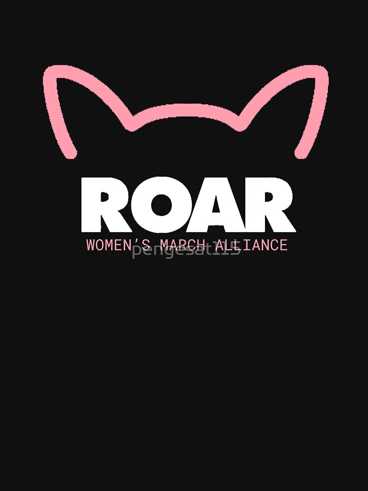 ROAR women march by pengesat115