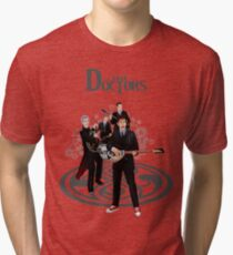 the Doctor Band Tri-blend T-Shirt