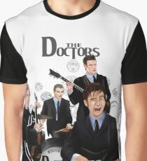 the Doctor Band Graphic T-Shirt