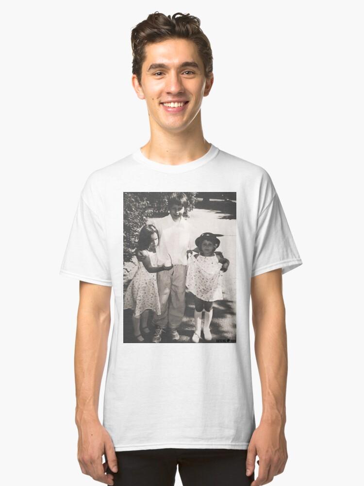 the tromsø tee Classic T-Shirt Front
