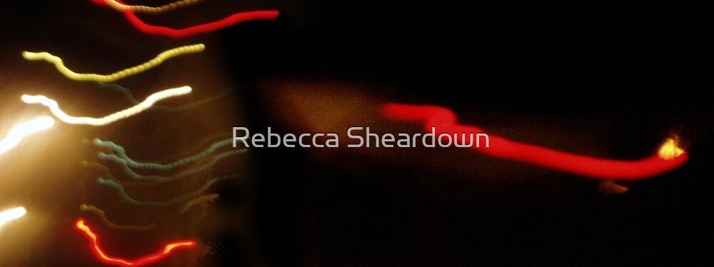 Night Lines by Rebecca Sheardown