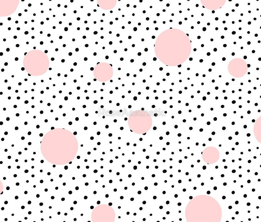 Foxy dots - blush by RoseAesthetic