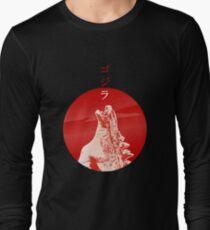 Godzilla Rising Long Sleeve T-Shirt