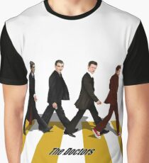 walk together at abbey road Graphic T-Shirt