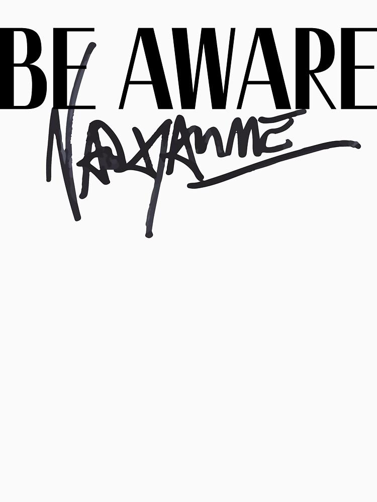 «Jean Claude Van Damme - Be aware» par opngoo