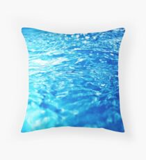Liquid Throw Pillow