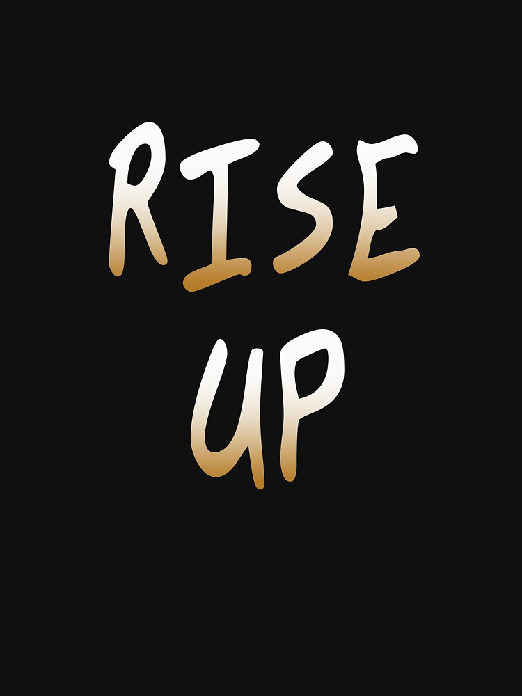 Rise up by jhussar