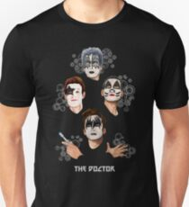 Best Kiss From the Doctor Unisex T-Shirt
