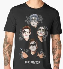 Best Kiss From the Doctor Men's Premium T-Shirt
