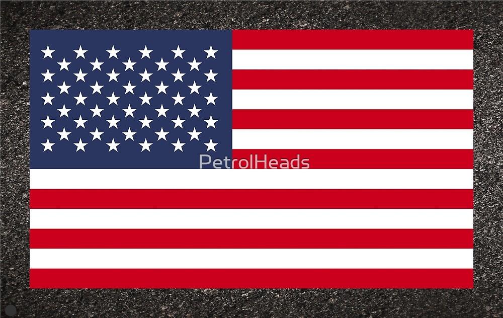 USA by PetrolHeads