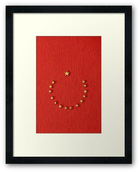 Red general's shoulder by mrivserg