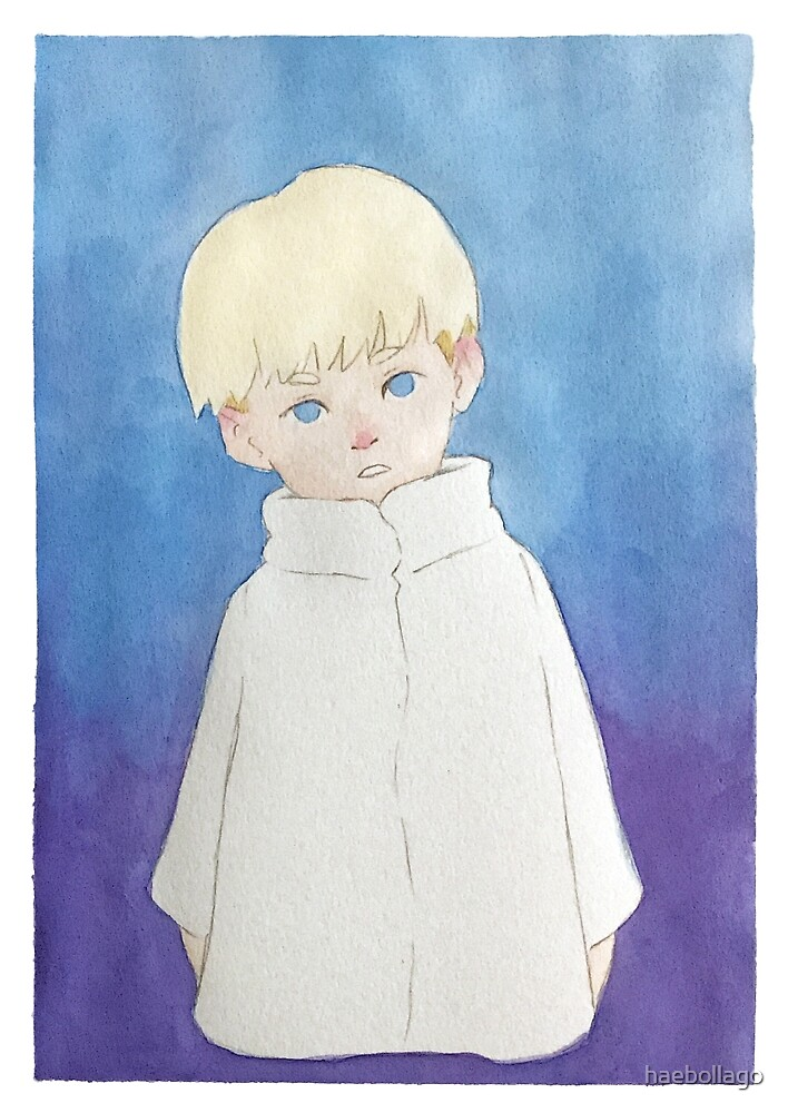 Satan Child Ryo by haebollago