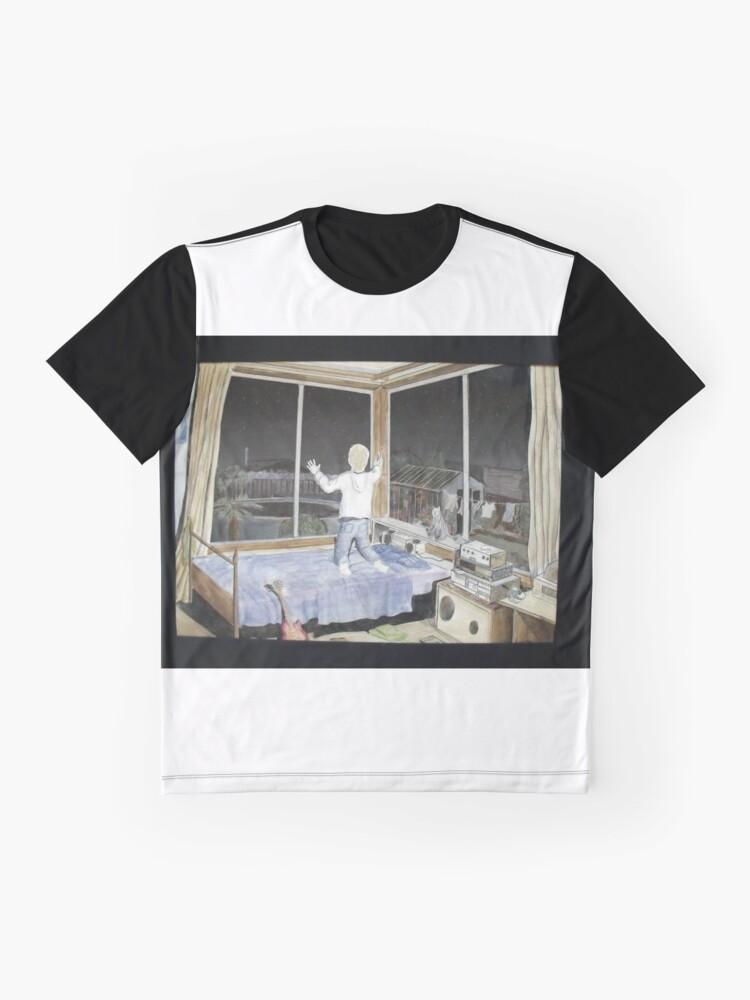Alternate view of Wondering and Waiting Graphic T-Shirt