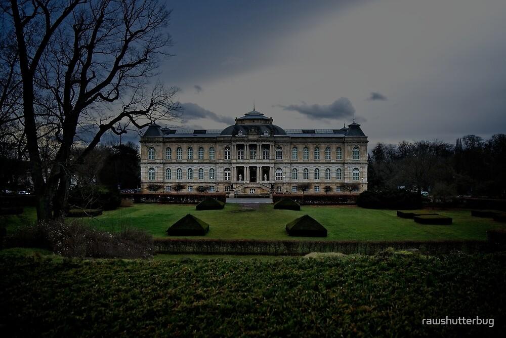 Friedenstein Palace by rawshutterbug