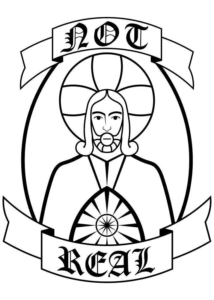 Personal Jesus by Lukish