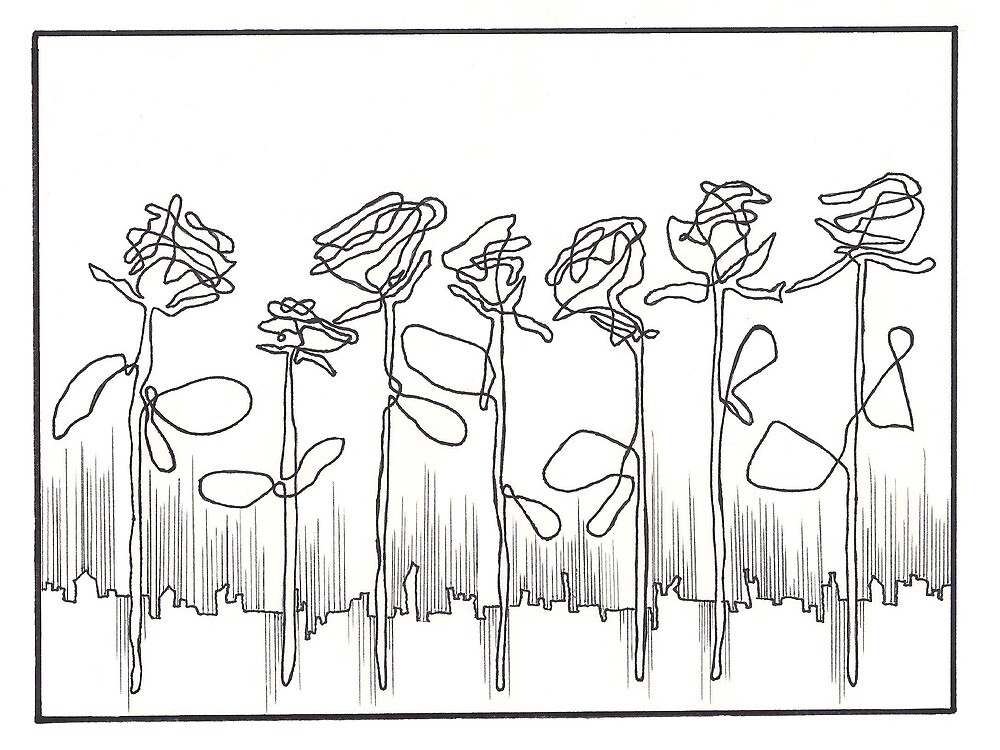 City of Roses by Zoya Dwyer