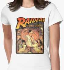 Raiders of the Lost Ark Women's Fitted T-Shirt