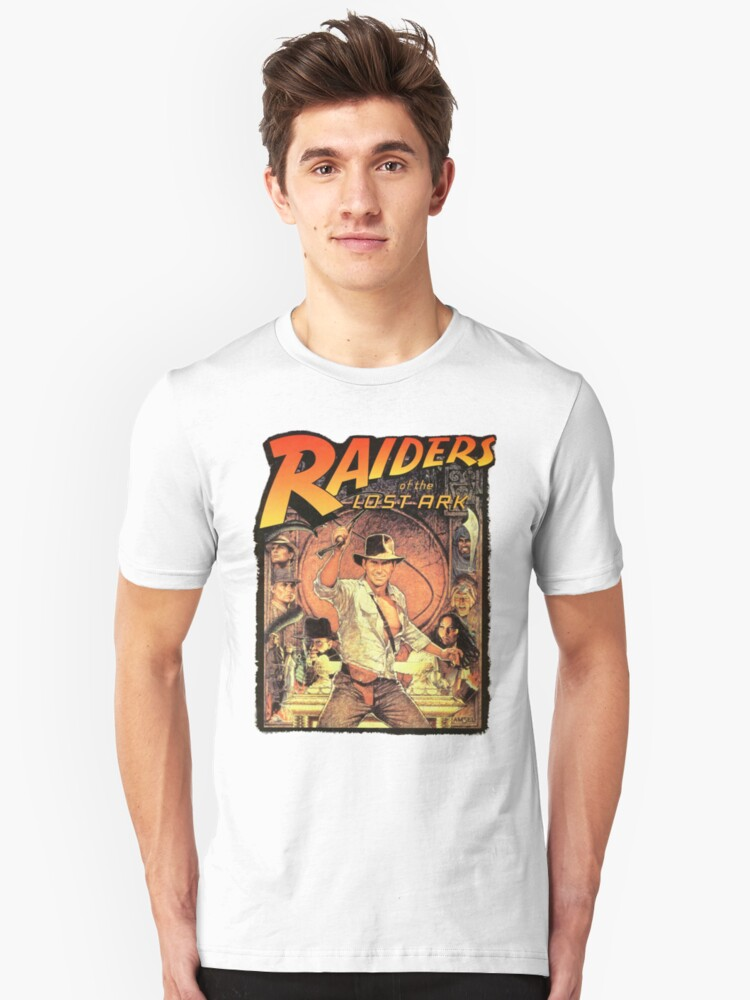 Raiders of the Lost Ark Unisex T-Shirt Front