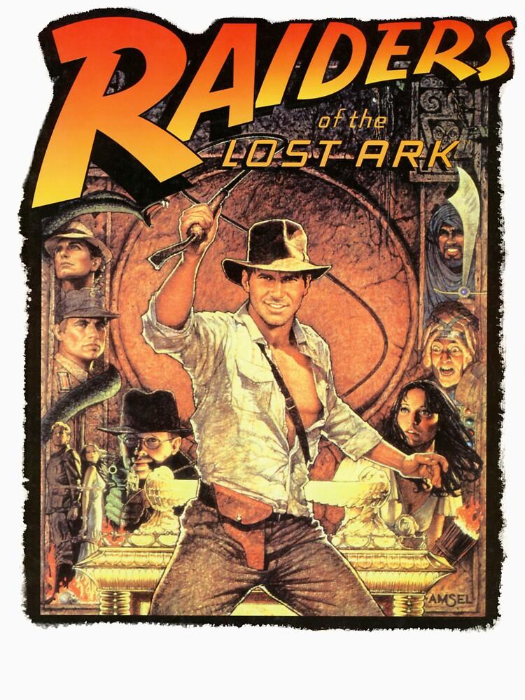 Raiders of the Lost Ark by Brasil365