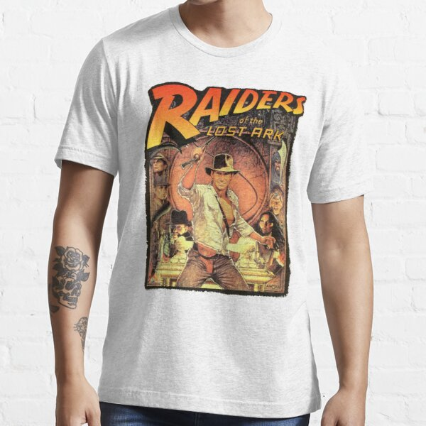 Raiders of the Lost Ark Essential T-Shirt