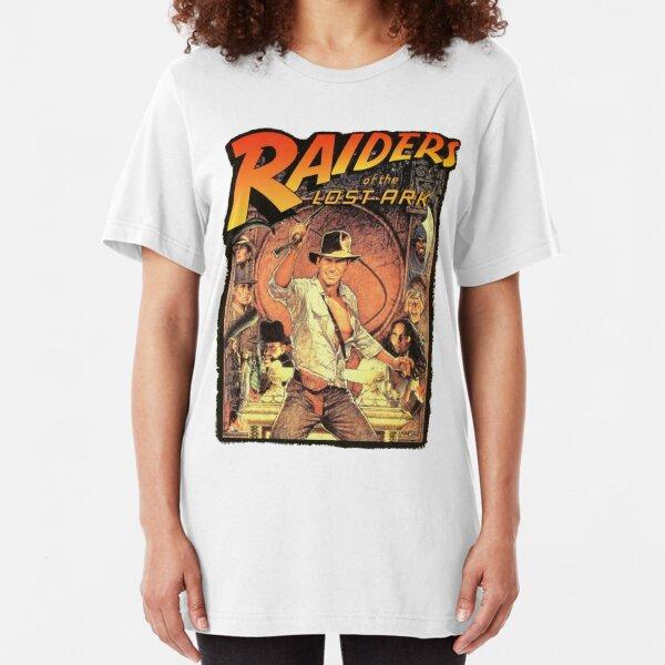 Raiders of the Lost Ark Slim Fit T-Shirt