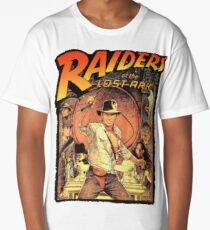 Raiders of the Lost Ark Long T-Shirt