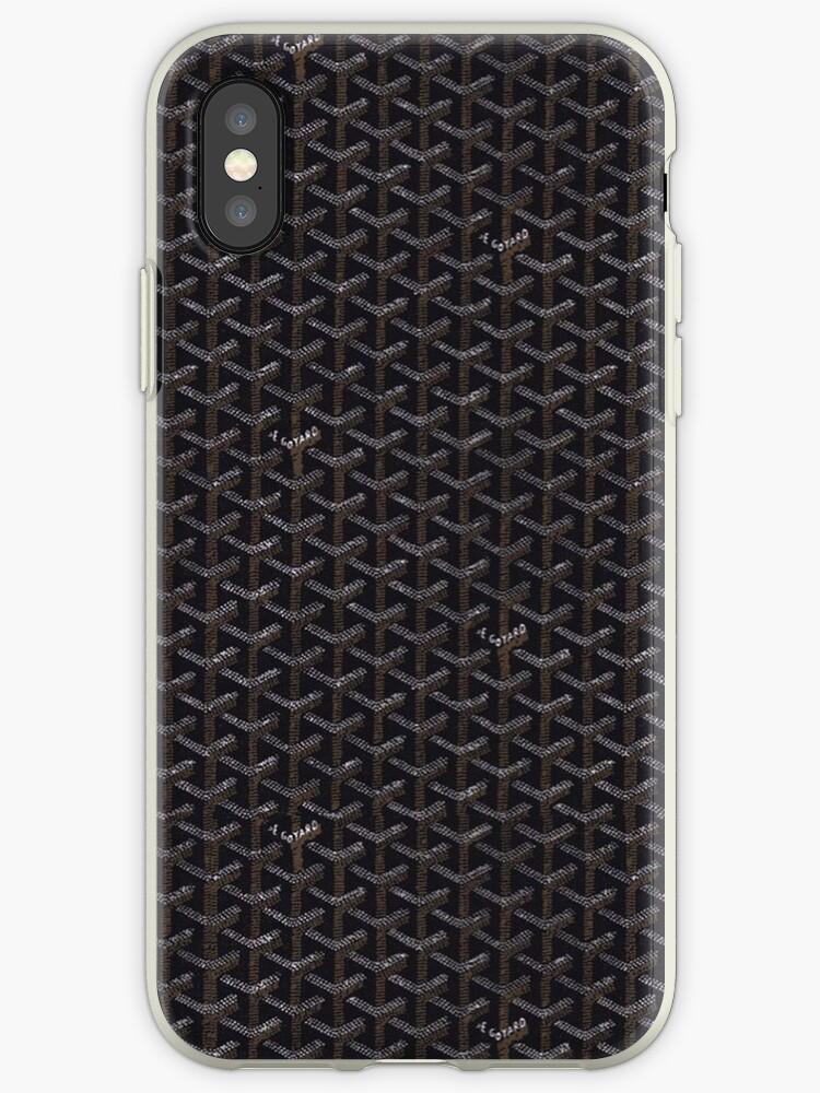 Goyard Metal Texture by ThomasLewis