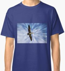 Soaring With Ease At Puerto Lopez Classic T-Shirt