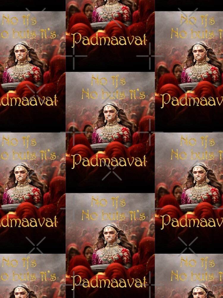 No ifs, No buts, it's Padmaavat by FilmFactoryRayz